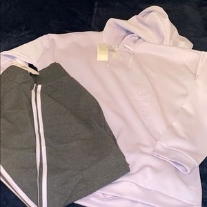 Adidas sweatshirt & Jogger set NWT